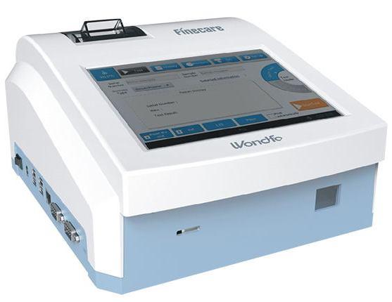 FINECARE™ - analizador inmunocromatográfico portátil